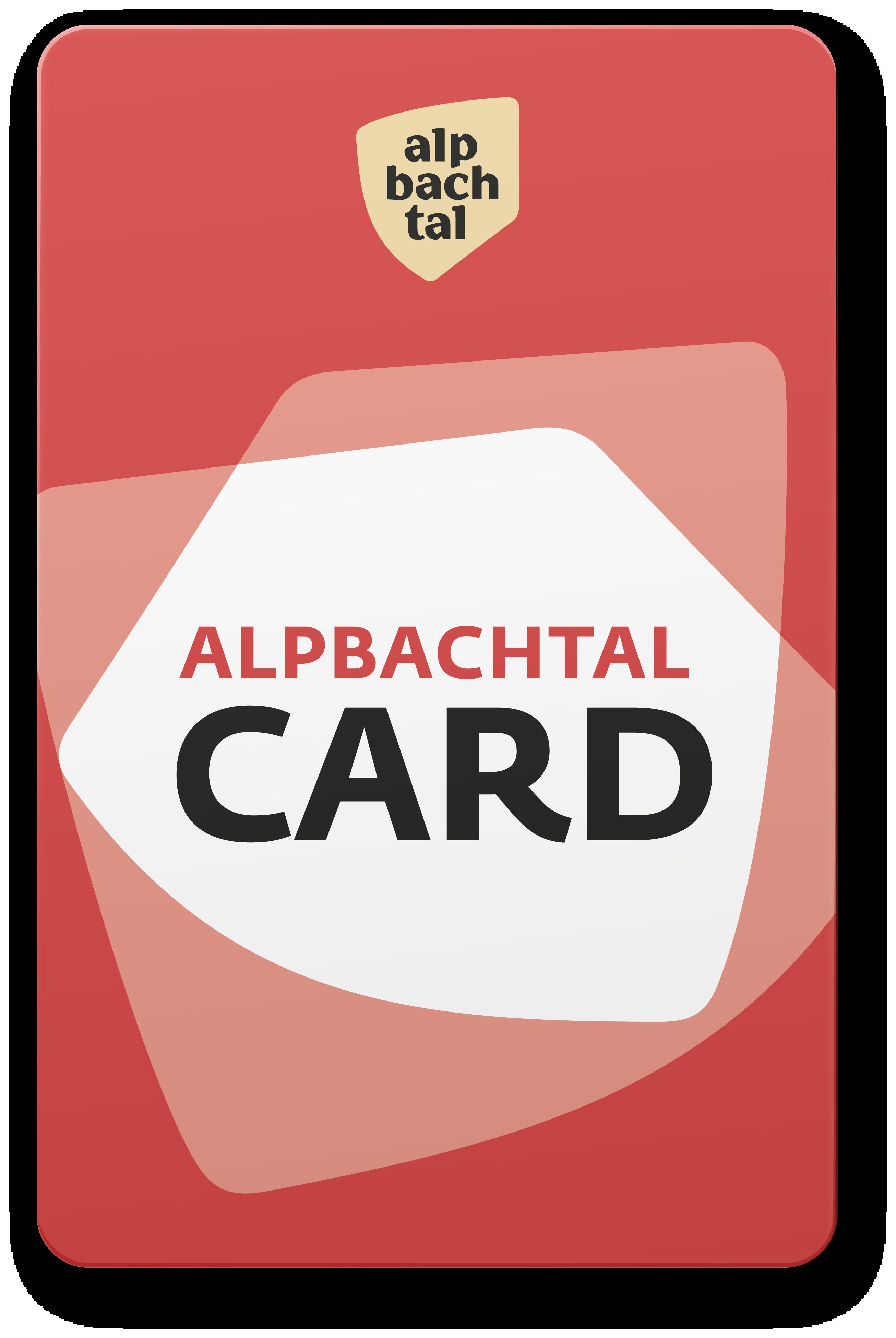 Alpbachtal Card